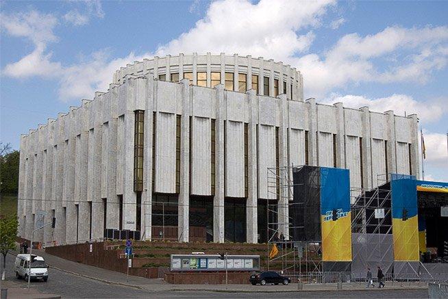 Фундаментные работы, Украинский дом