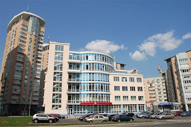 Фундаментные работы, Жилой дом и офисный центр по ул. Р. Окипной 8