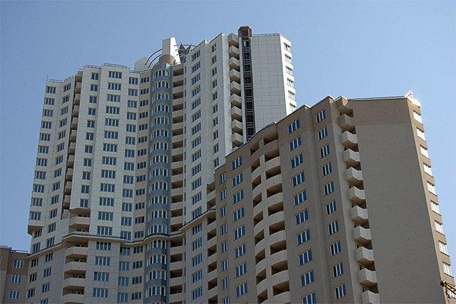 Фундаментные работы, 37-этажный жилой дом на Днепровской набережной (самый высокий жилой дом в Украине)