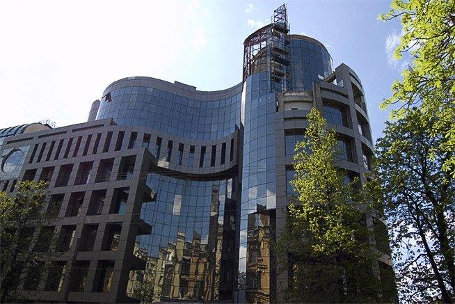 Фундаментные работы, Банк «Надра»