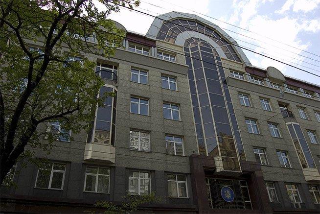 Фундаментные работы, Банк «Украина»